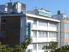 ≪田園調布中央病院 外観≫
