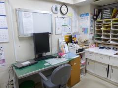 ≪診察室≫