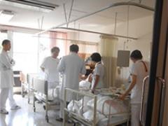 上白根病院